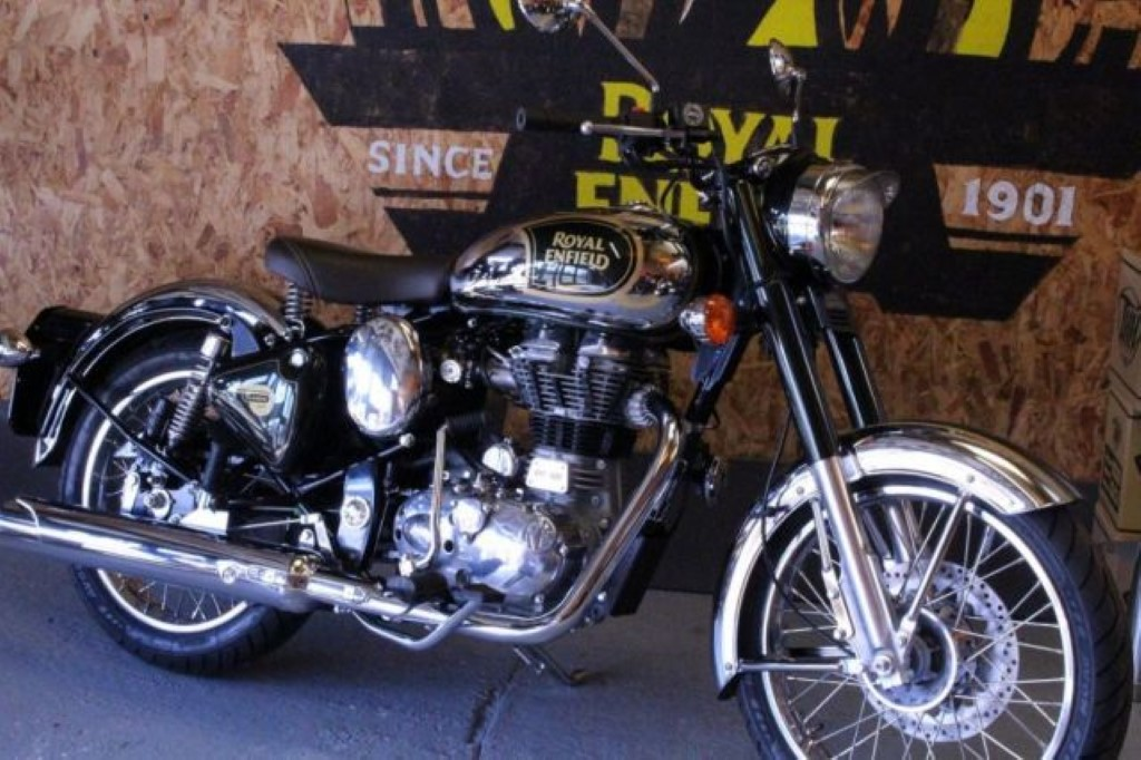 Euro 4 Royal Enfield Bikes Get Rear Disc Abs In Europe