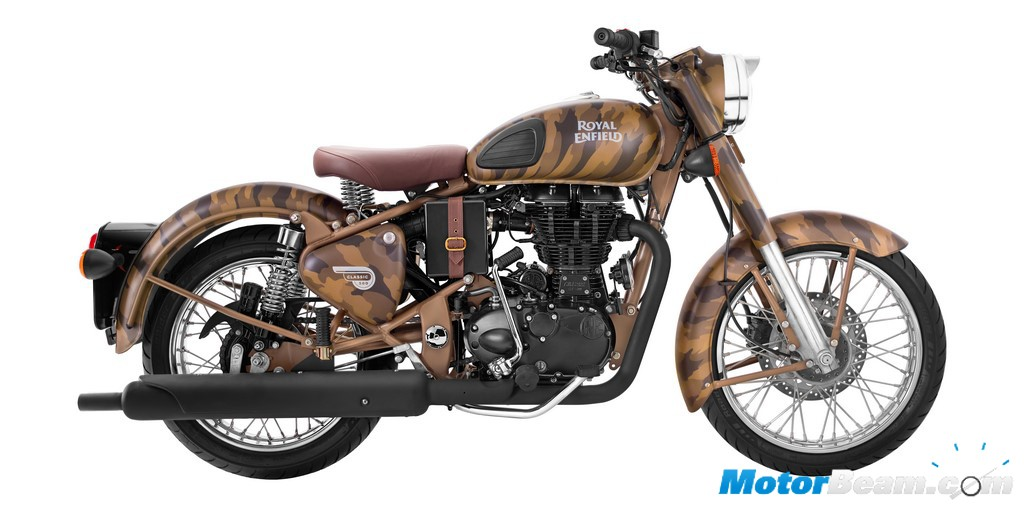 Royal Enfield Classic 500 Limited Edition