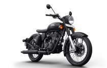 Royal Enfield Classic 500 Stealth Front