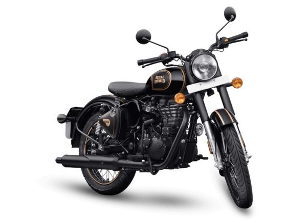 Royal Enfield Project V