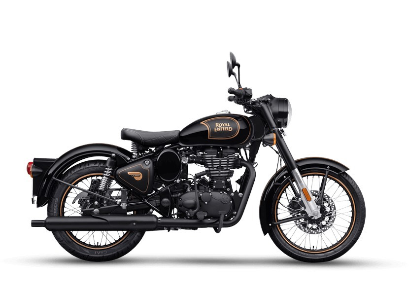 Royal Enfield Classic 500 Tribute Black Specs