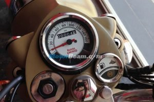 Royal Enfield Classic Desert Storm Mileage