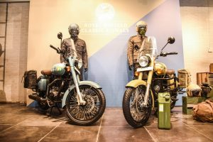 Royal Enfield Classic Signals 350 Colours