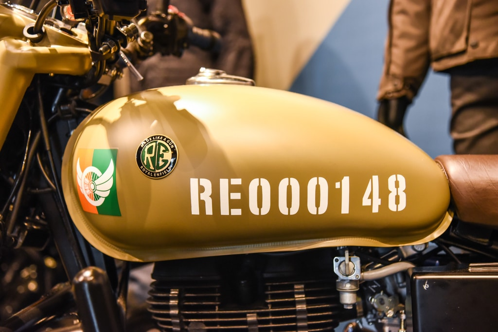 Royal Enfield Classic Signals 350 Features