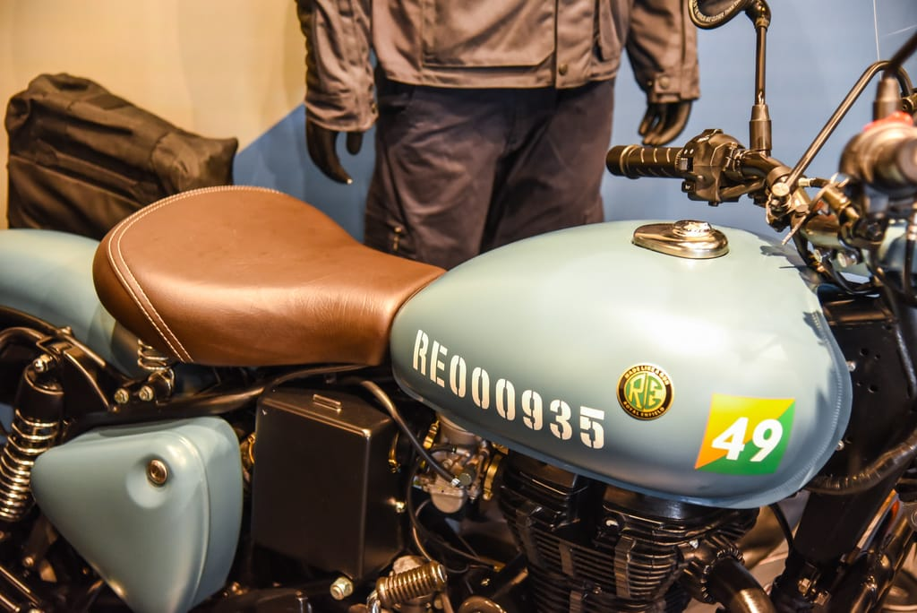 Royal Enfield Classic Signals 350 India