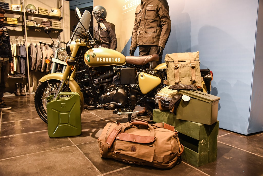 Royal Enfield Classic Signals 350 Specifications