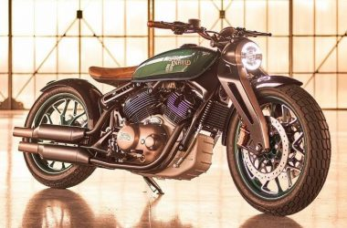 Royal Enfield Concept KX Features