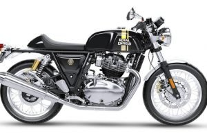 Royal Enfield Continental GT 650 Black Magic
