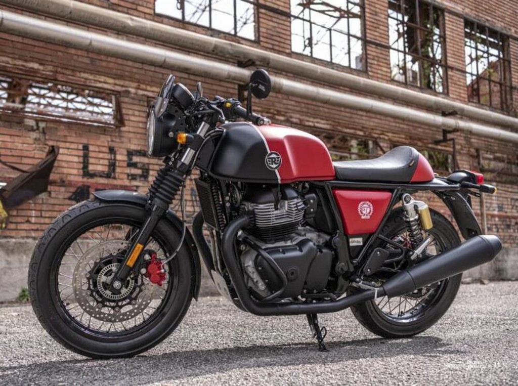 Royal Enfield Continental GT 650 Limited Edition