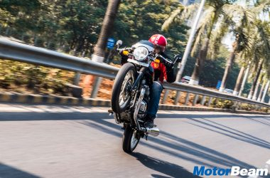 Royal Enfield Continental GT 650 Test Review