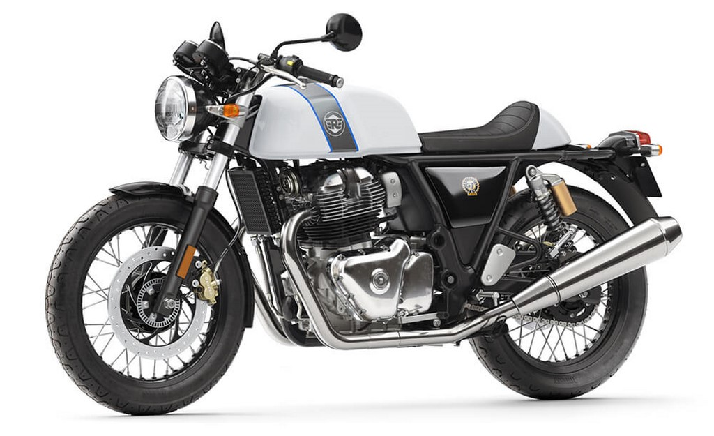 Royal Enfield Continental GT 650 Twin Front