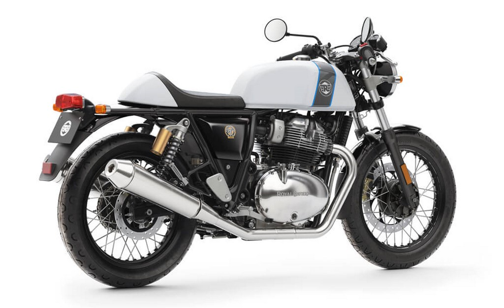 Royal Enfield Continental GT 650 Twin Rear