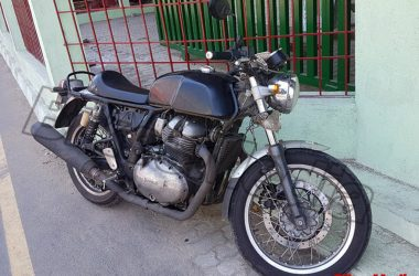 2017 Royal Enfield Continental 750 Will Be A Highway Machine