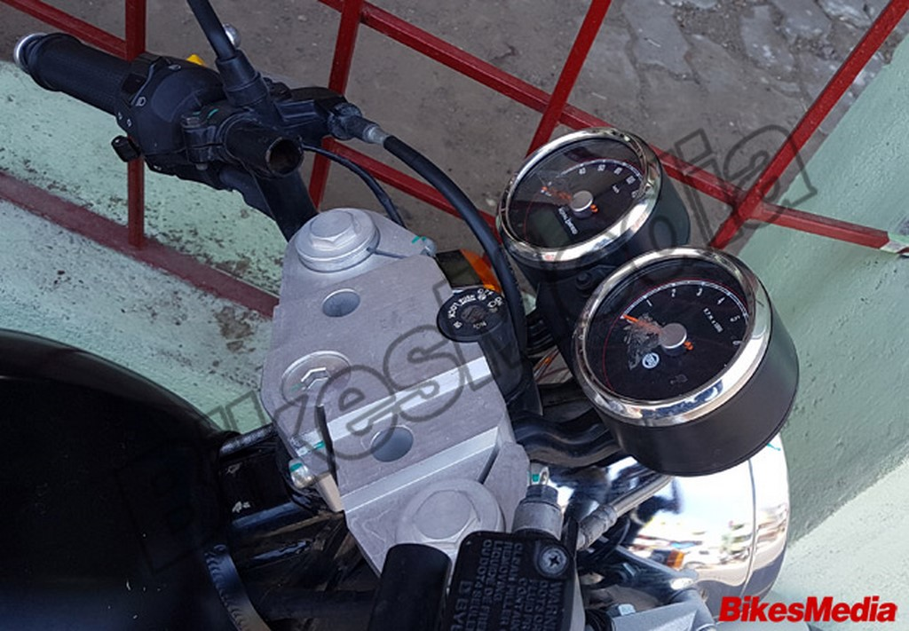 Royal Enfield Continental GT 750 Instrument Cluster