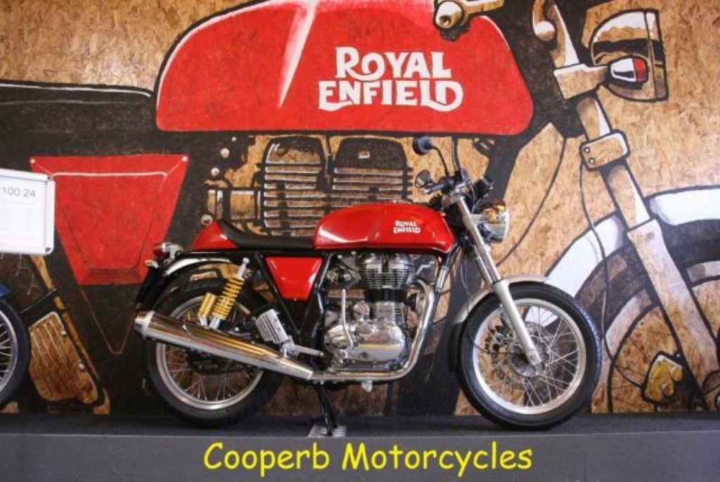 Royal Enfield Continental GT ABS