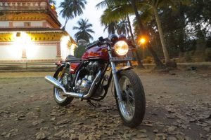 Royal Enfield Continental GT Accessories