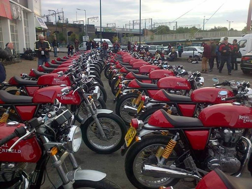 Royal Enfield Continental GT Power