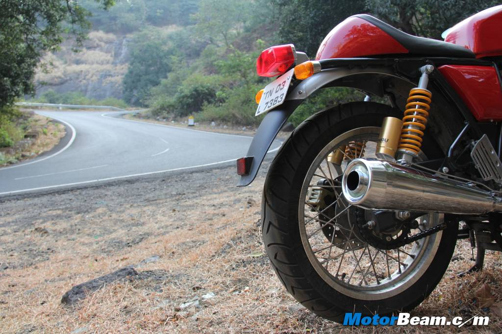 Royal Enfield Continental GT Performance Review