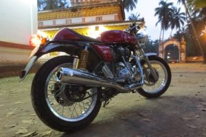 Royal Enfield Continental GT Prices