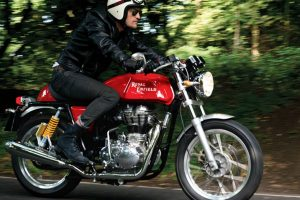 Royal Enfield Continental GT Ride