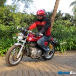 Royal Enfield Continental GT Road Test