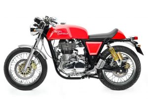 Royal Enfield Continental GT Single Seat