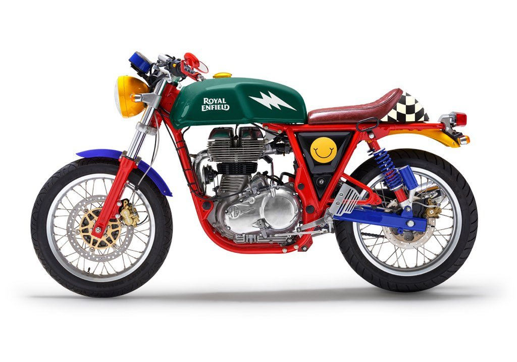 Royal Enfield Continental GT Special Edition