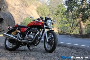 Royal Enfield Continental GT Test Drive Review