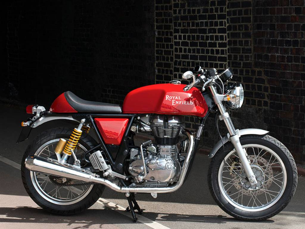 Royal Enfield Continental GT UK