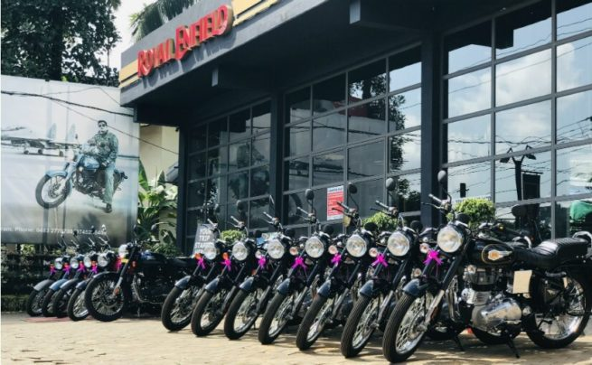 Royal Enfield Retail Business