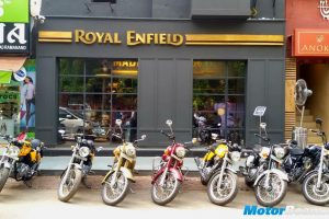 Royal Enfield Dealership Delhi