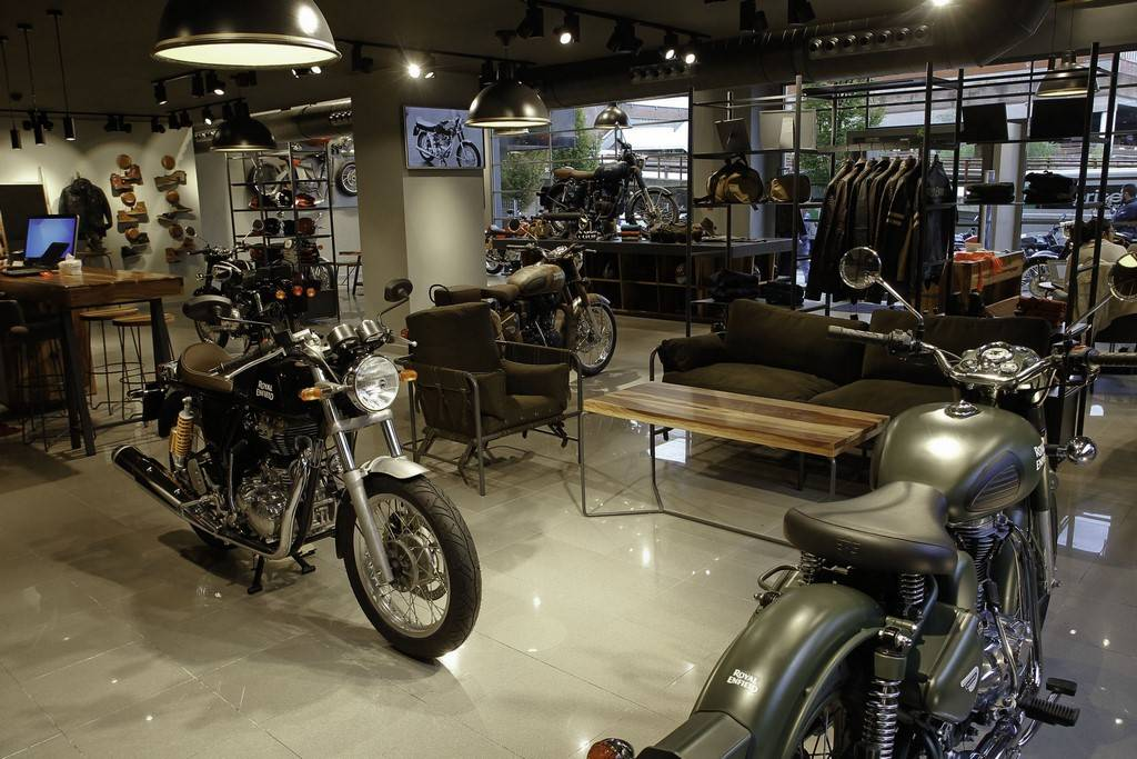 Royal Enfield Exclusive Store Madrid