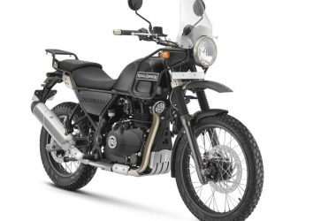 Royal Enfield Applies For US Certification Of Himalayan