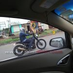 Royal Enfield Himalayan Adventure Tourer Spy Shot
