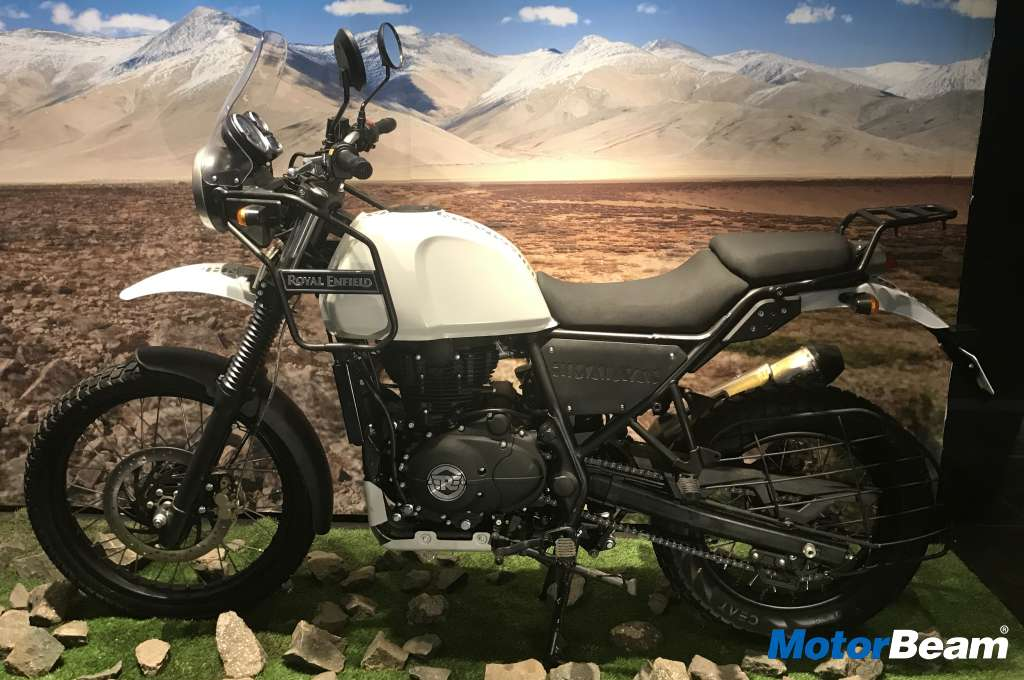 Royal Enfield Himalayan BS4 Price