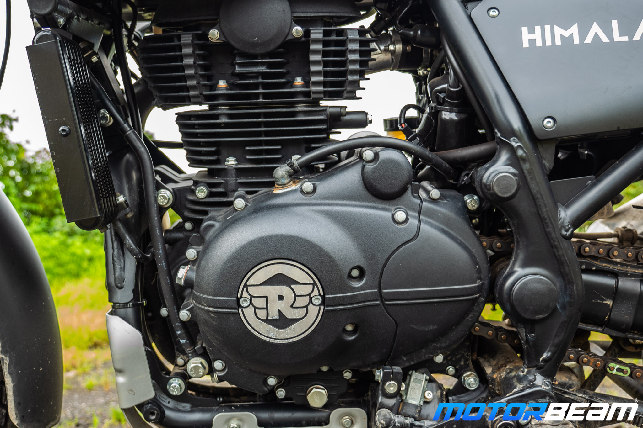Royal Enfield Himalayan BS6 Review 21