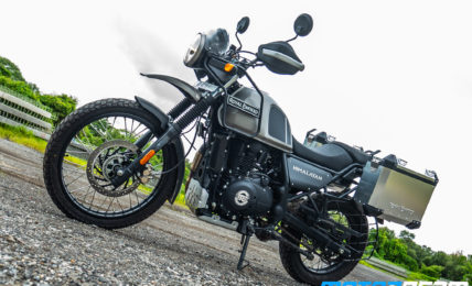 Royal Enfield Himalayan BS6 Review 25