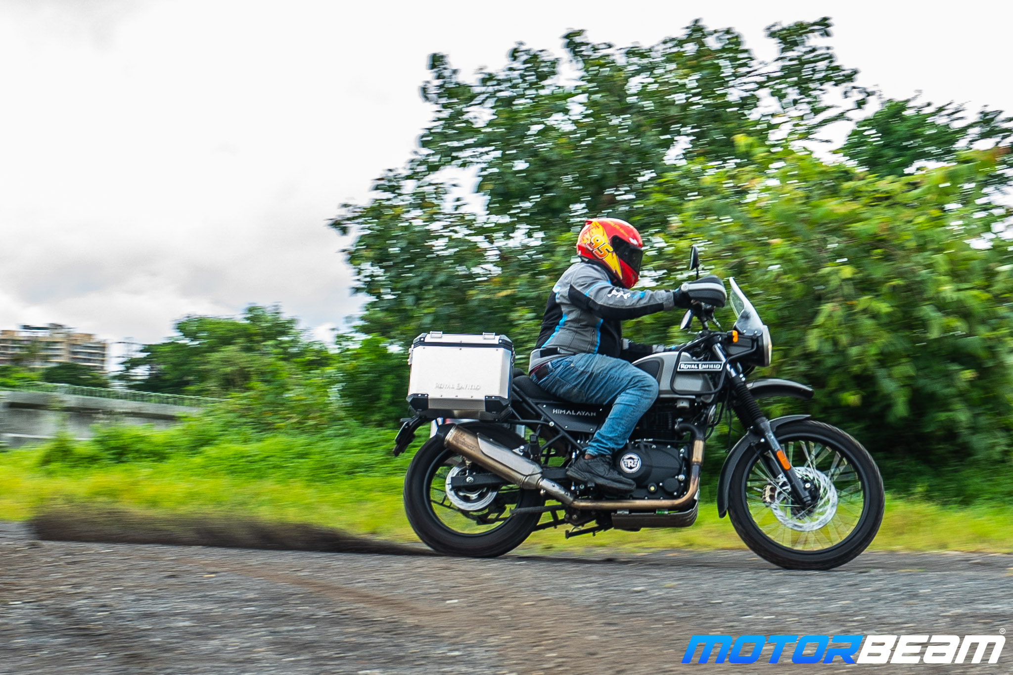 Royal Enfield Himalayan BS6 Review 26
