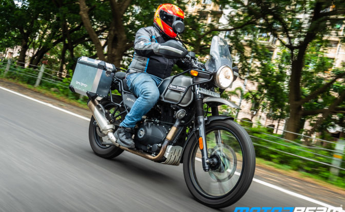Royal Enfield Himalayan BS6 Review 27