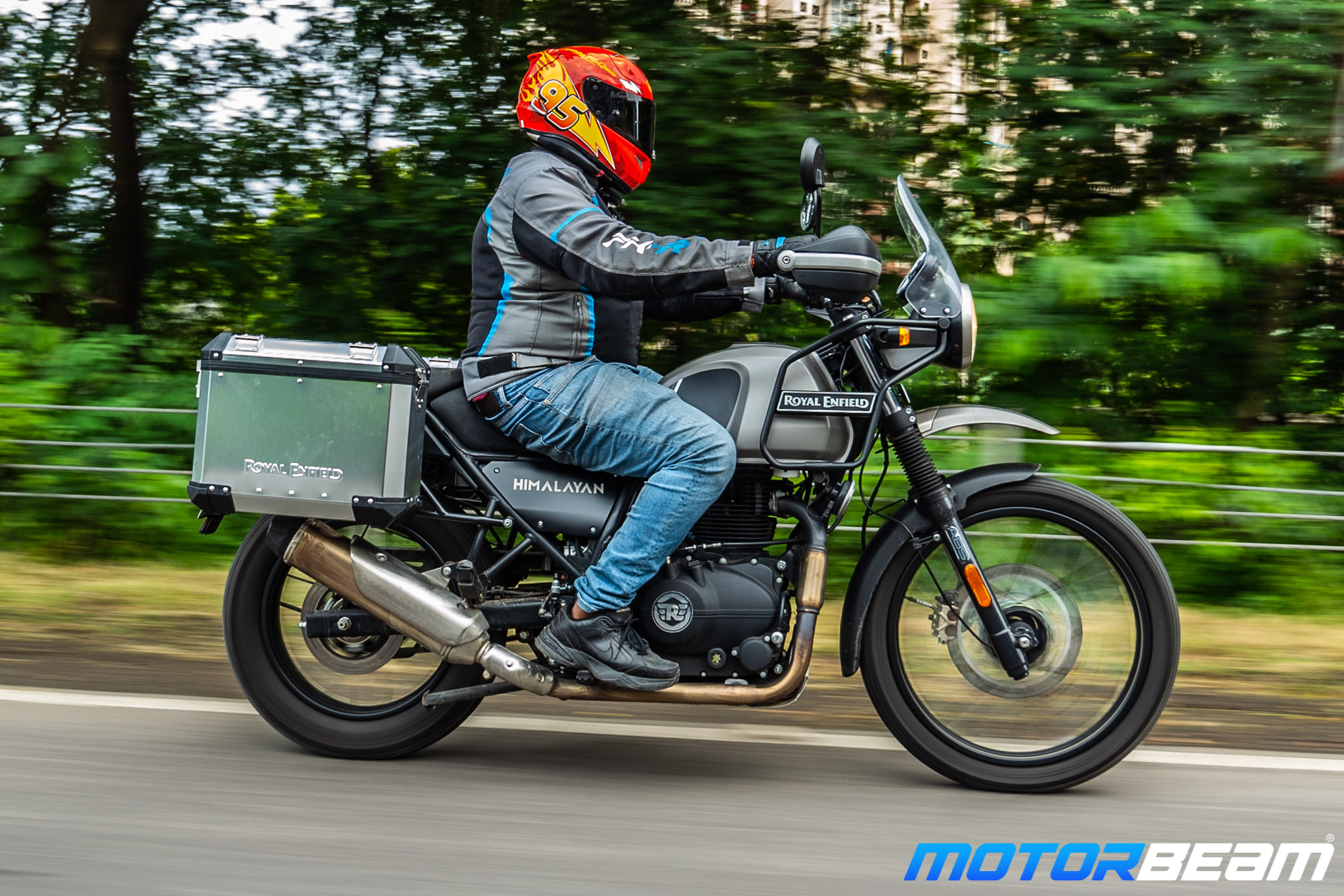 Royal Enfield Himalayan BS6 Review 28