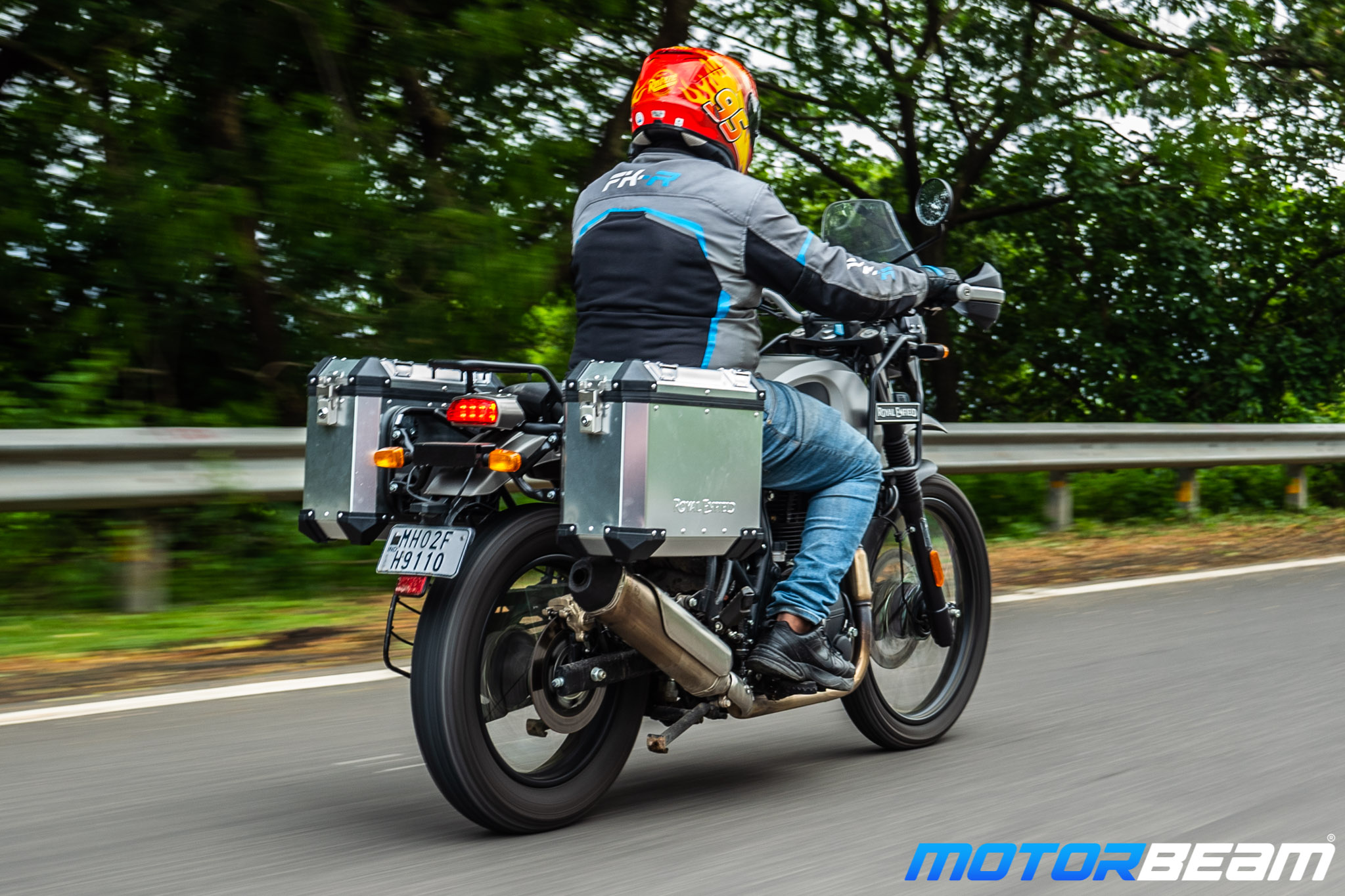 Royal Enfield Himalayan BS6 Review 29