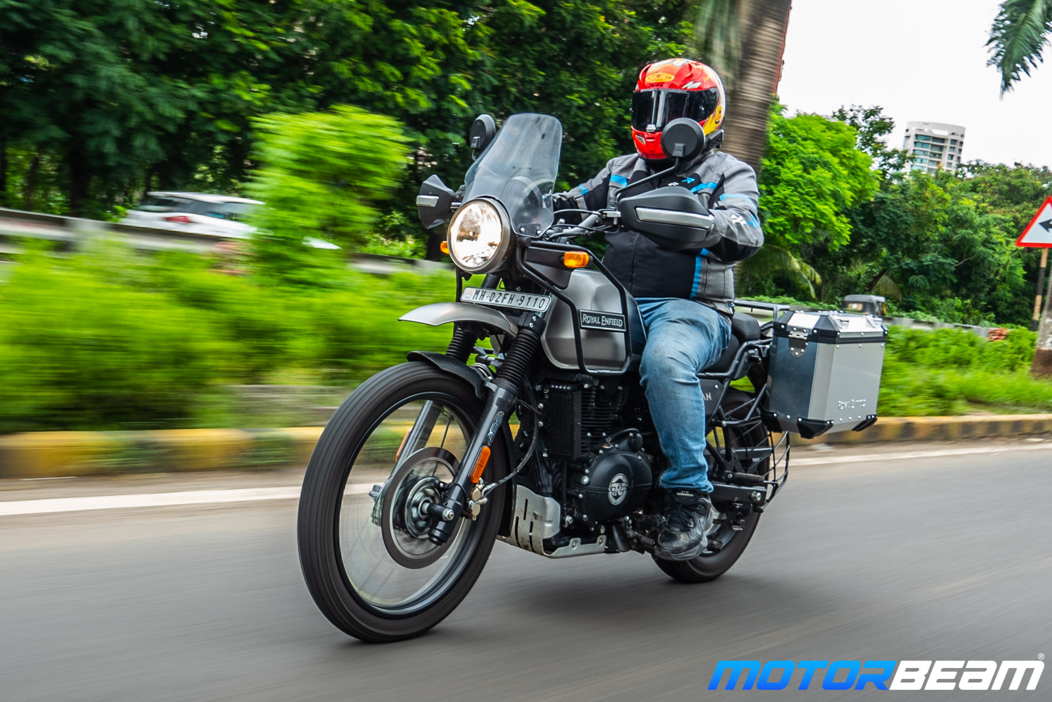 Royal Enfield Himalayan BS6 Review 30