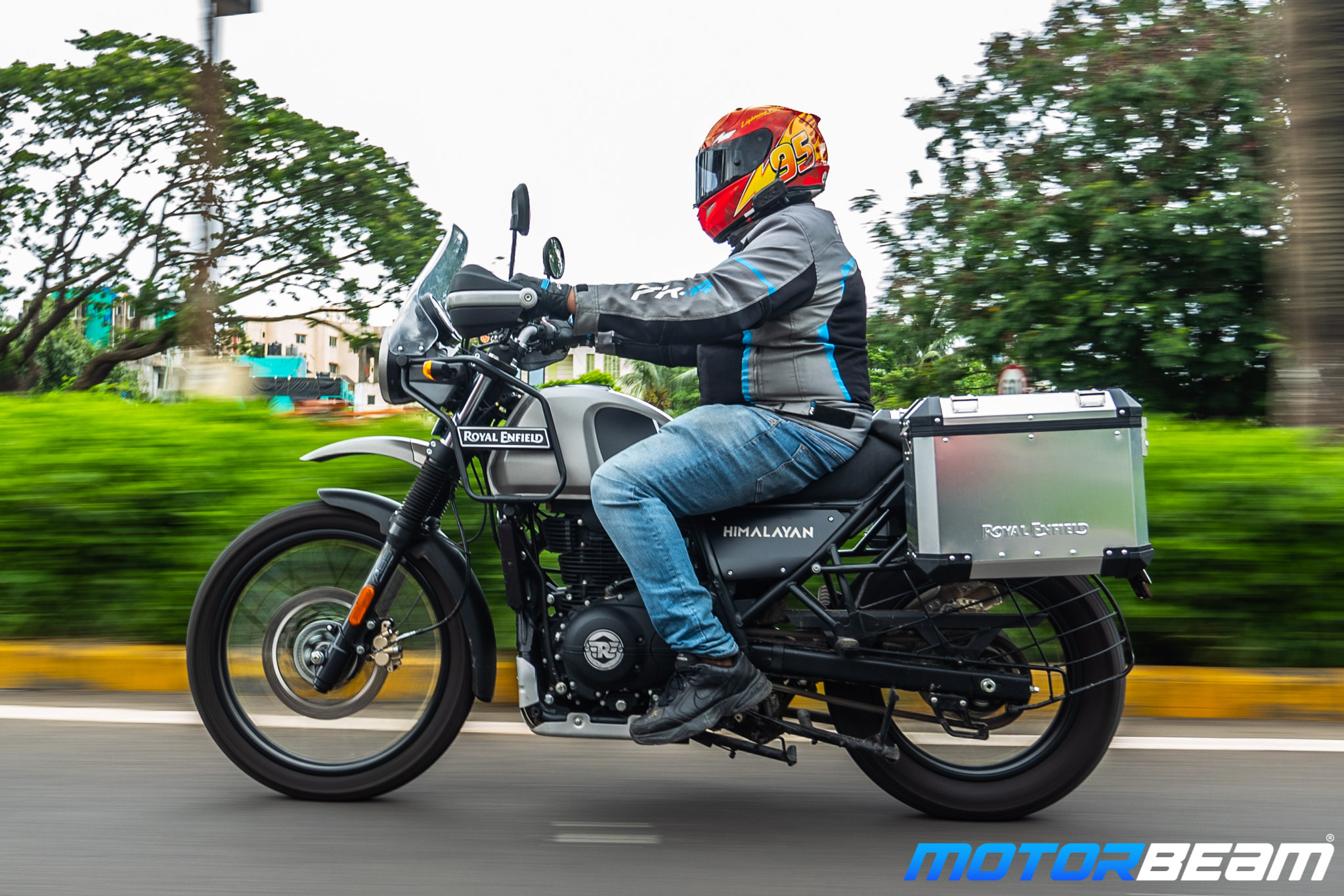 Royal Enfield Himalayan BS6 Review 31