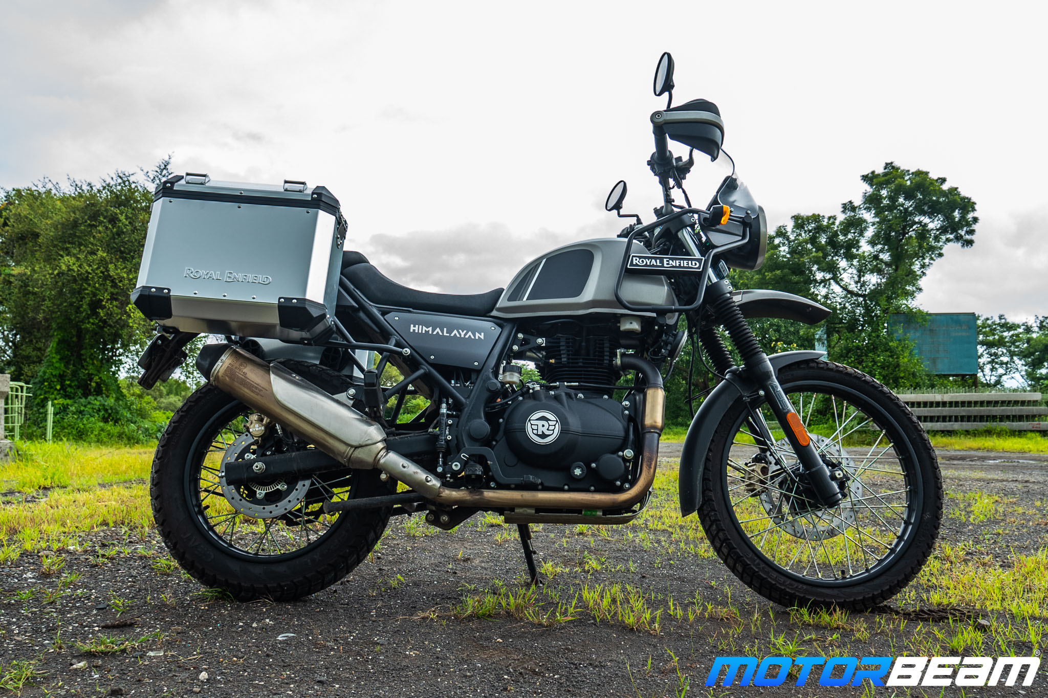 Royal Enfield Himalayan BS6 Review 6