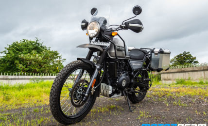 Royal Enfield Himalayan BS6 Review 7