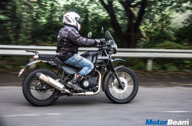 Royal Enfield Himalayan FI Test Ride Review