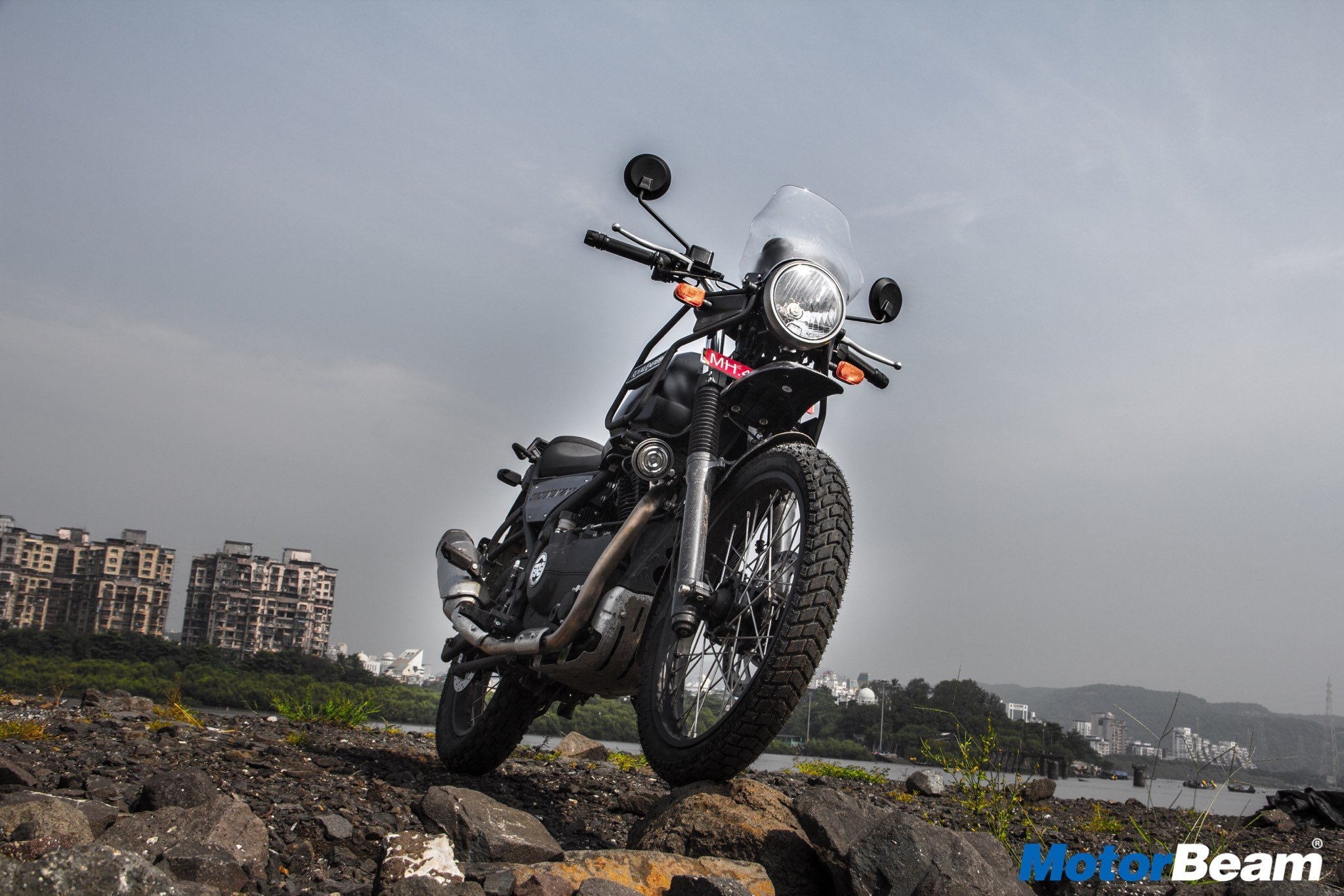 Royal Enfield Himalayan FI Test Ride