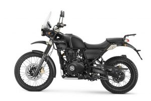Royal Enfield Himalayan Grey