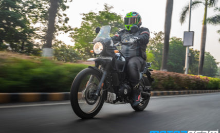 Royal Enfield Himalayan Hindi Video Review