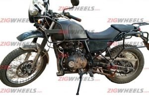 Royal Enfield Himalayan Launch Details